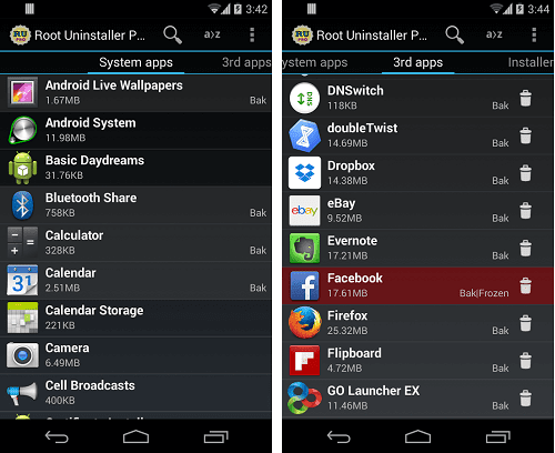 Download Root Uninstaller Pro APK