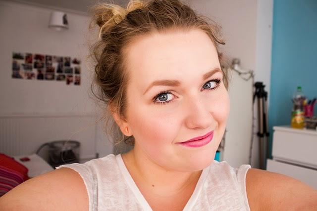 fotd: pinky lips