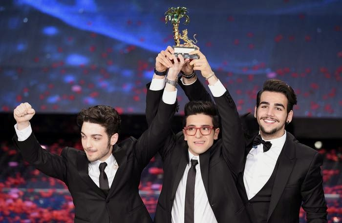 The Winner of Sanremo 2015 is IL VOLO