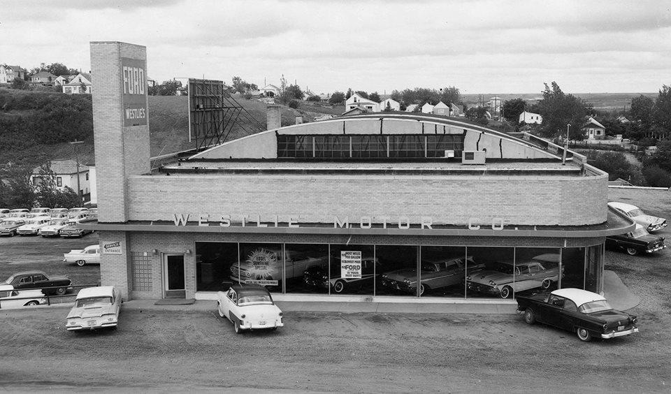 Minot Memories 1965 Westlie Used Car Sale