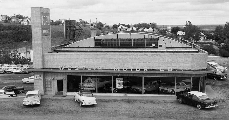 Minot memories 1965 westlie used car sale for Westlie motors minot nd