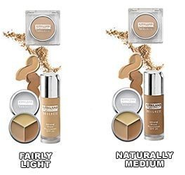 Costco kirkland signature by borghese sheer foundation 2015 personal