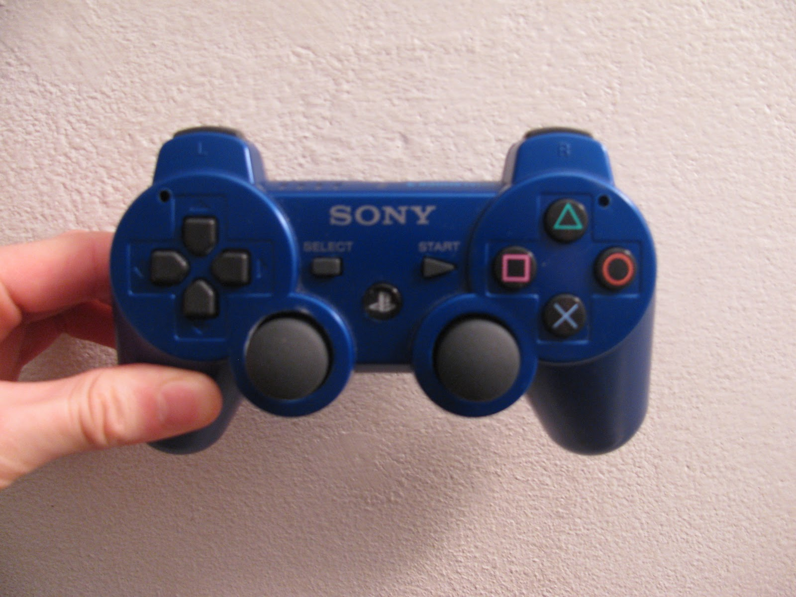 small ps3 controller