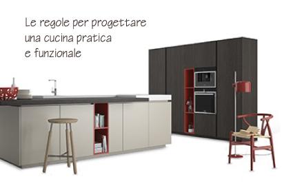 Stunning Come Comporre Una Cucina Photos - Ideas & Design 2017 ...