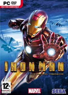Iron Man 1 Game Free Download For PC Full Version