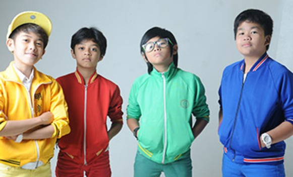 Coboy Junior Boyband Asal Indonesia