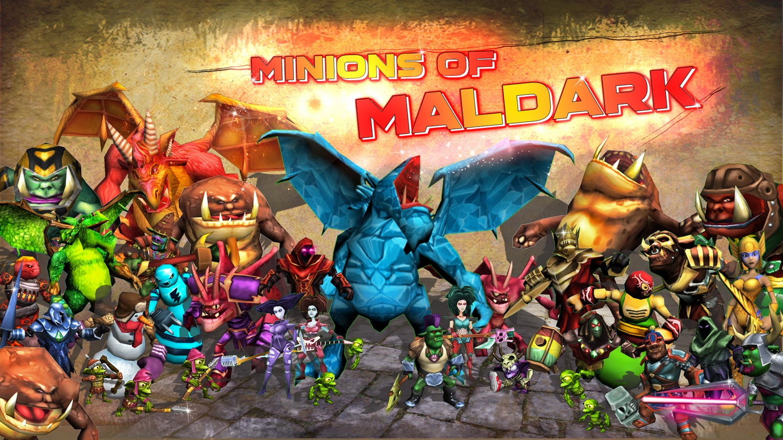 maldark conqueror of all worlds download game