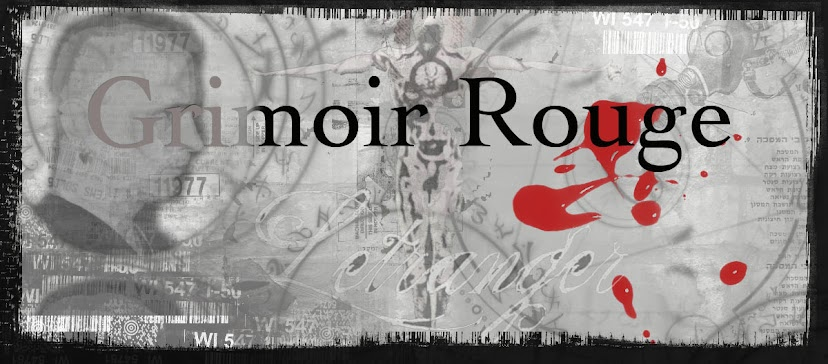 Grimoir Rouge