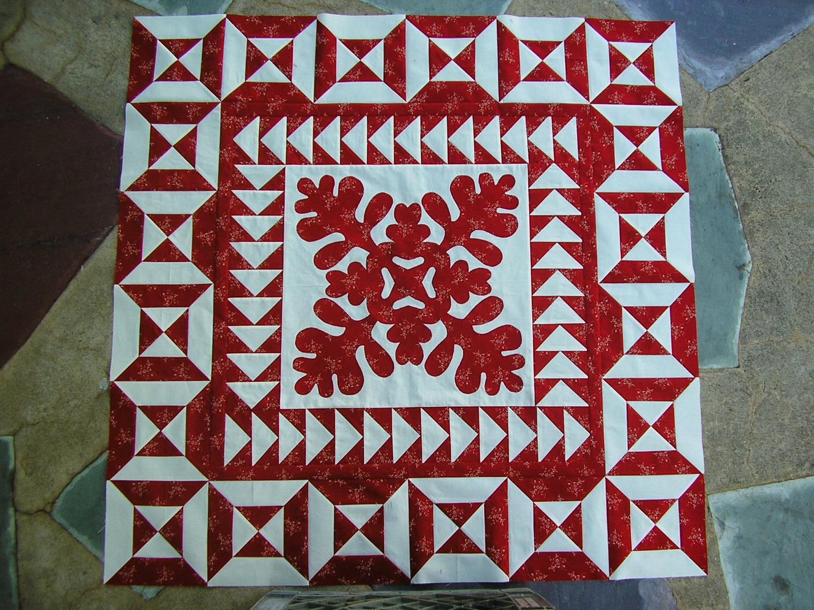 Moosecraftusa Center Stage Quilt