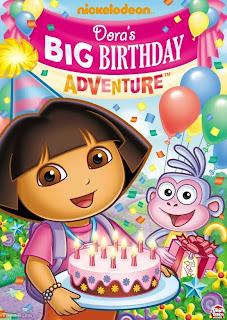 Filme Dora A Aventureira : A Grande Festa De Aniversário   Dublado