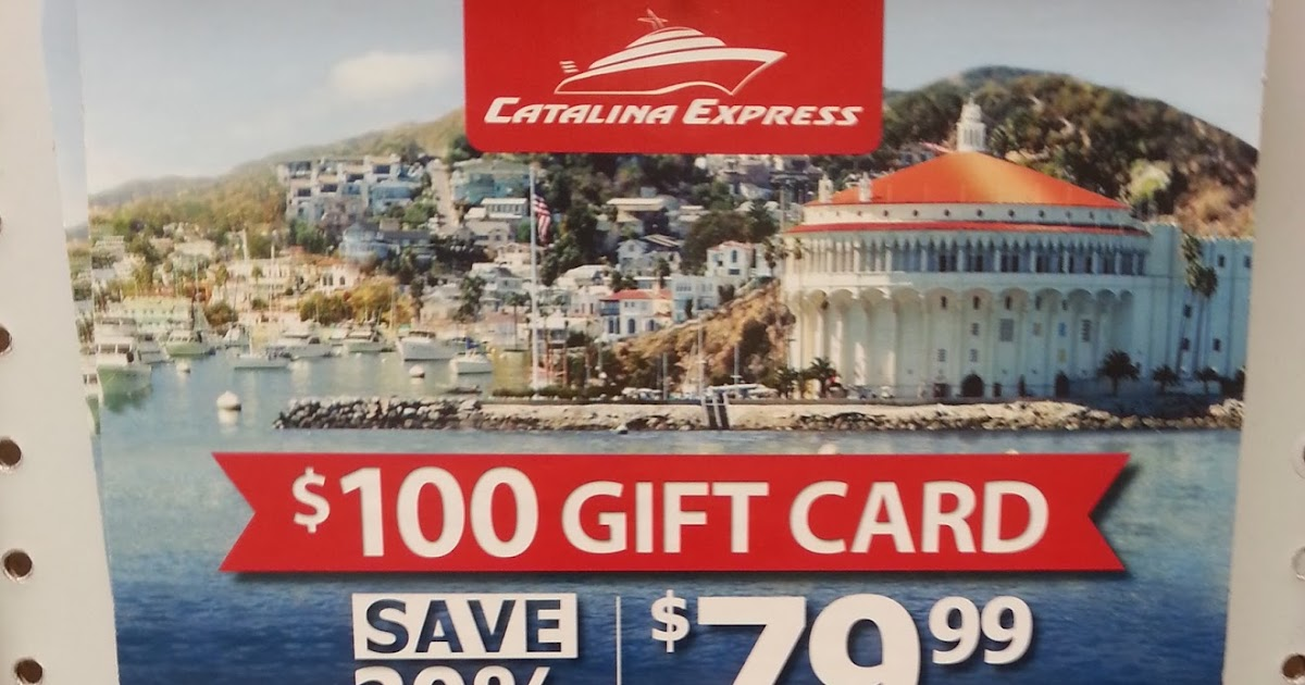 Hi @Anonymous, my guess is that you can use multiple Catalina Express gift cards in one transaction. I say that because you're just purchasing gift cards from Costco, and I don't think the Catalina Express company will know that your gift cards came from Costco.