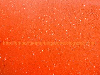 silestone red