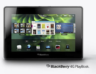 Blackberry Playbook 4G LTE Coming Soon