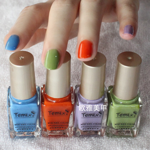 Girls Latest Nail Polish Trends 2013 - 2014 - SimplyHerStyle