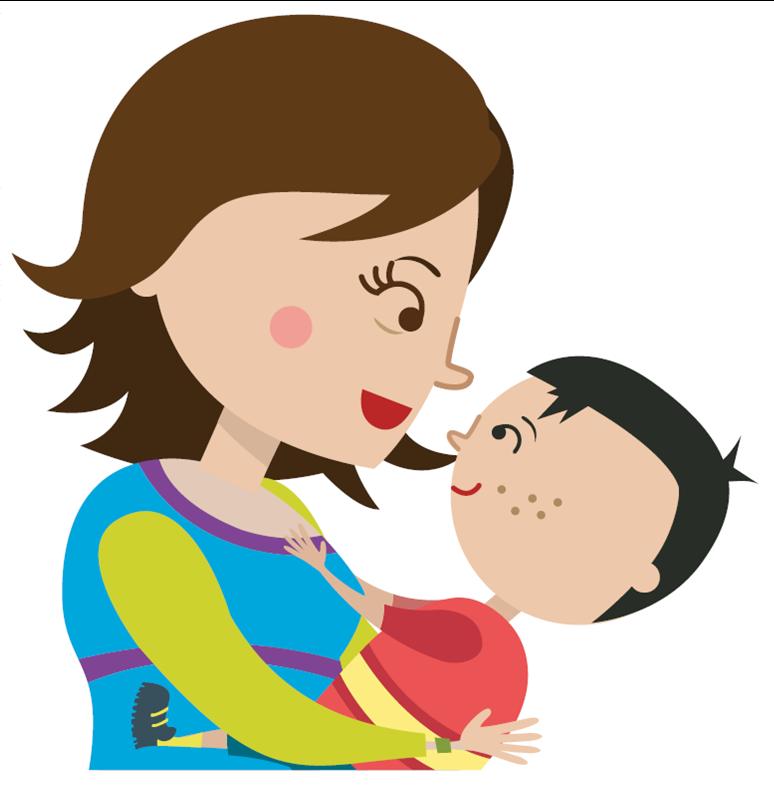 Dibujos de Madres y Bebes, parte 1
