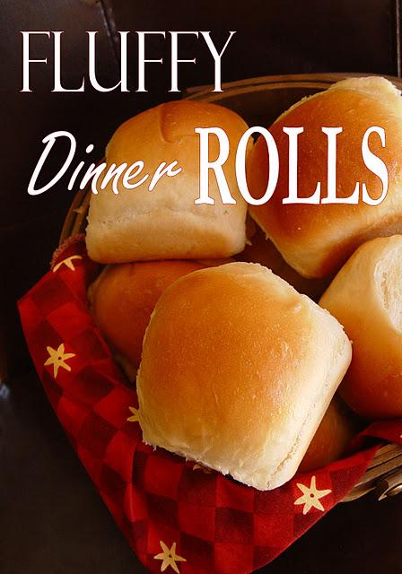 What's for Dinner?: Fast & Easy FLUFFY Dinner Rolls