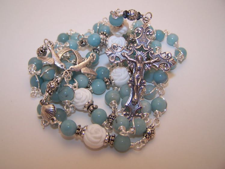 No. 67.  Rebeccas Rosary 1 of 3