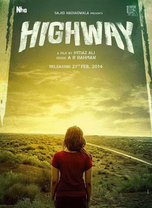 #Highway review starring #AliaBhatt #RandeepHooda movie by #ImtiazAli and #ARRahman #StockholmSyndrome Vikrmn Author 10 Alone CA Vikram Verma