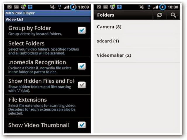 aplikasi android gratis keren mx video player
