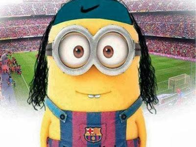 Minion Ronaldhino - Futbol Parodia