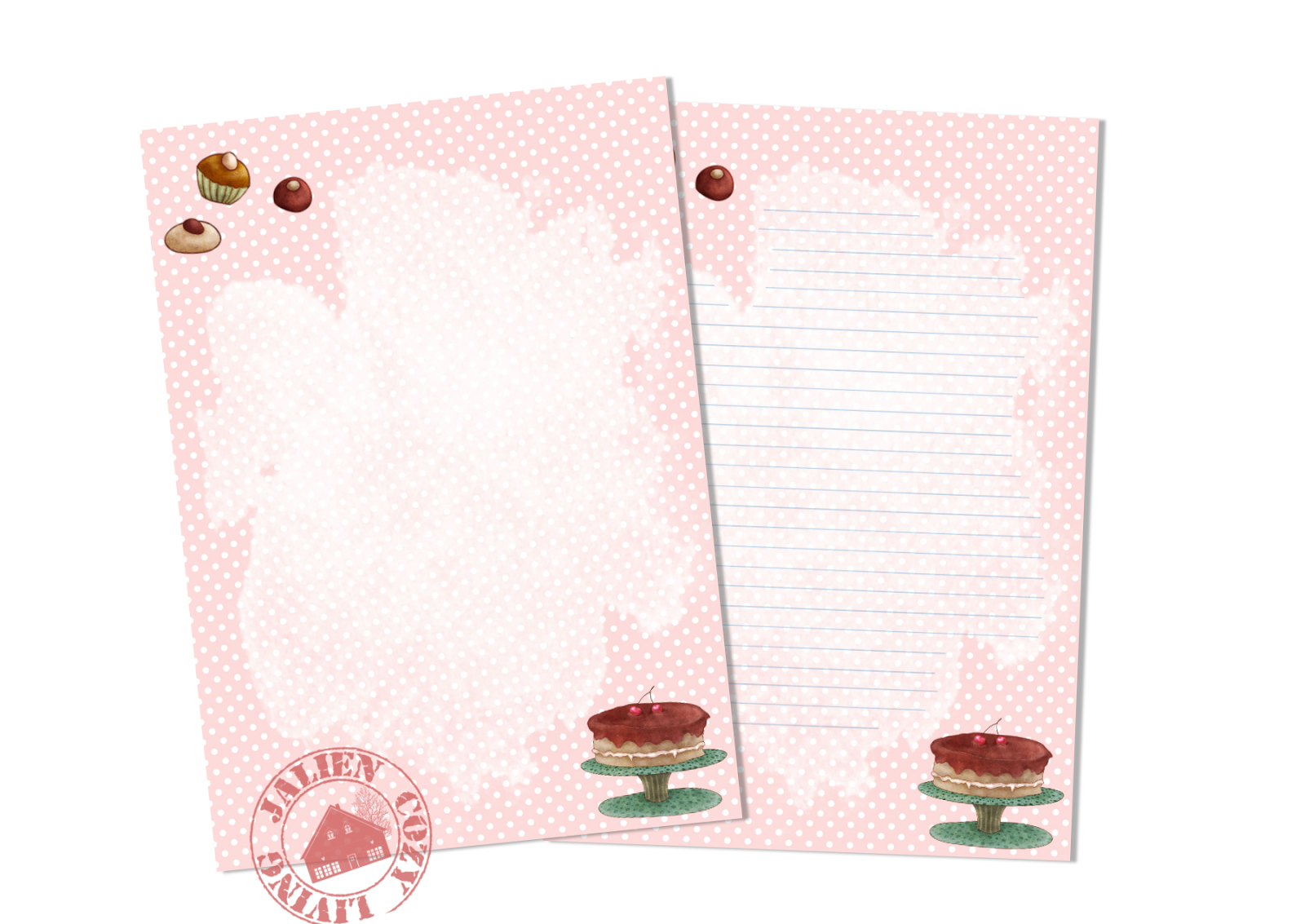 Sweettie Pie Briefpapier | Stationary