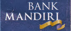 TRANSFER BANK MANDIRI