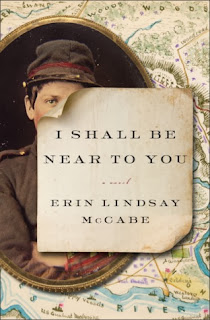 I Shall Be Near to You, Erin Lindsay McCabe cover
