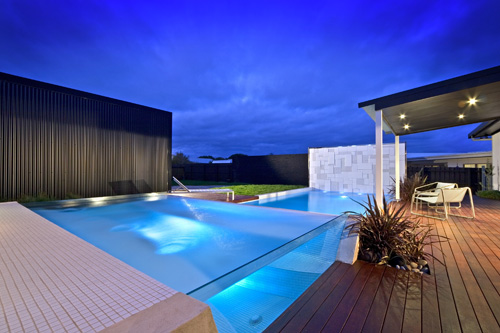 Home quotes unusual design inspiration for the pool house for Unique swimming pool designs