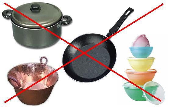 Correo recibido utensilios de cocina y su toxicidad for Utensilios cocina