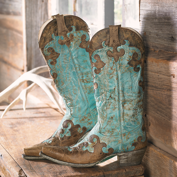 Girl From Texas: Cowboy Boots for the Uninitiated