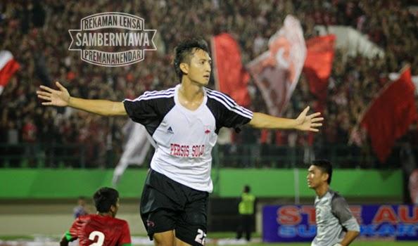 Hasil Skor Akhir: Timnas U-19 vs Persis Solo Tur Nusantara II (Jum'at, 11 Juli 2014)