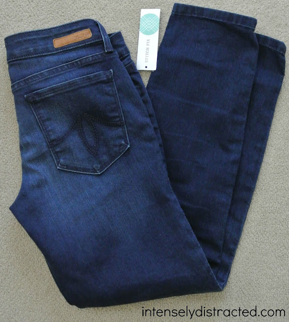 Stitch Fix | Level 99 Glenda Straight Leg Jean