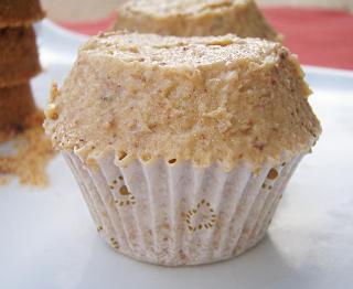 Polvoron Cupcake