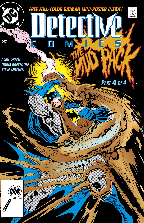 Detective Comics (1937) 607 Page 1
