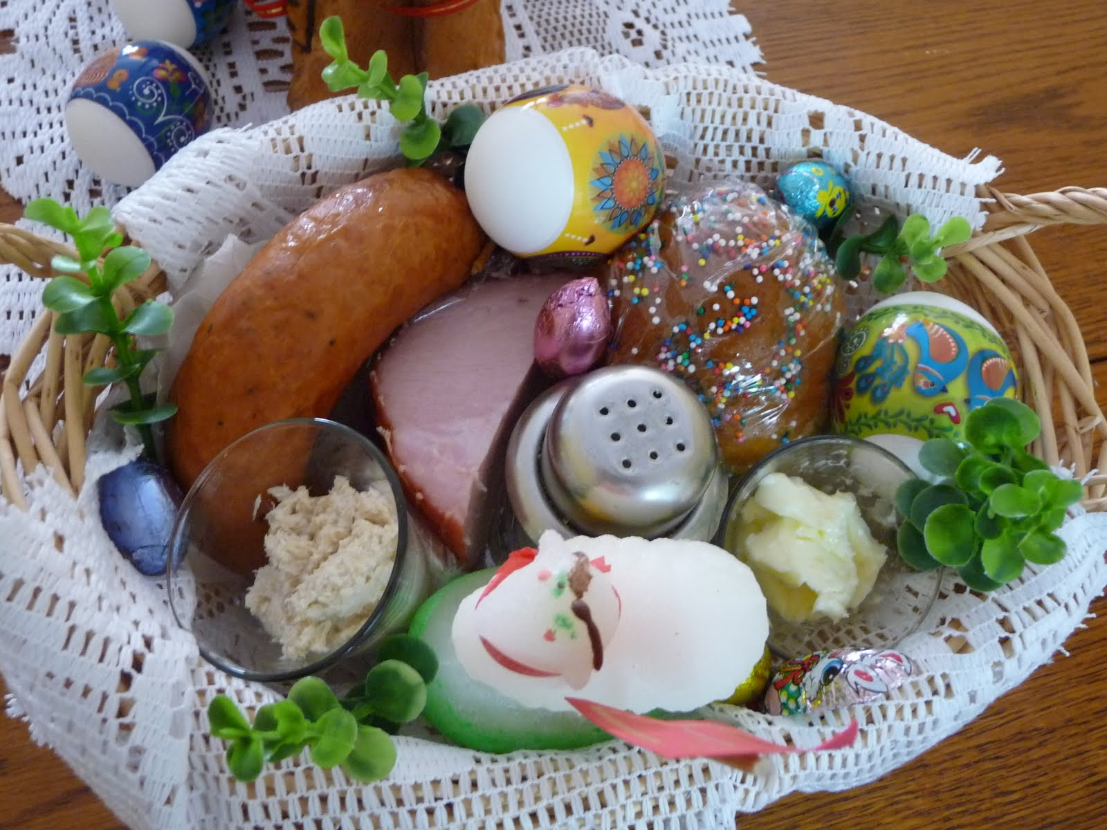 how to say happy easter in polish