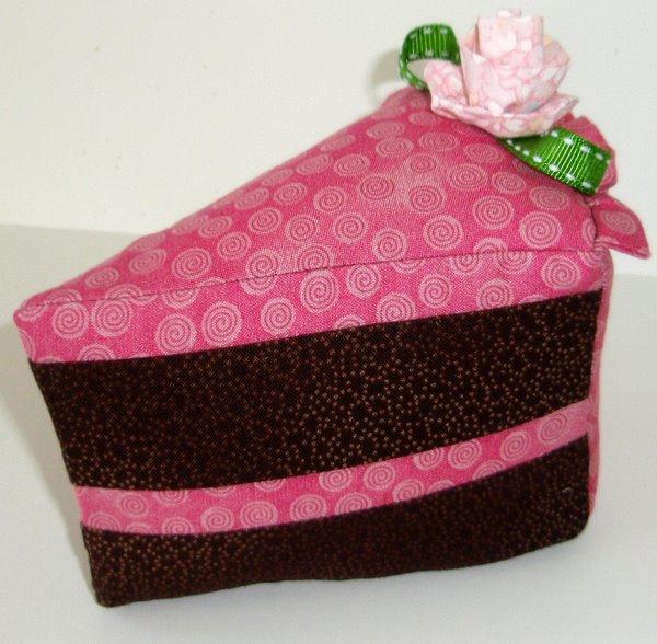 A Good Yarn Birthday Cakejust A Slice
