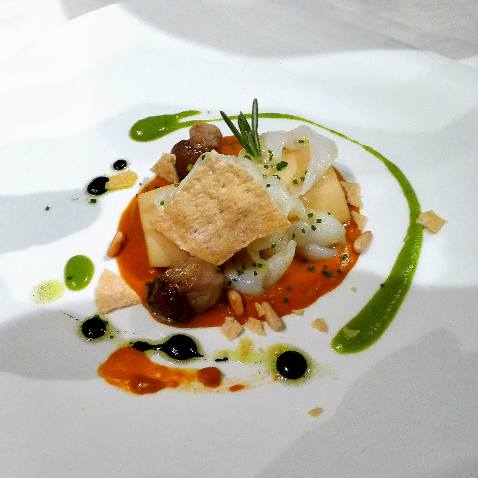 My kitchen in spain forum tradition and innovation in for Andalucia cuisine