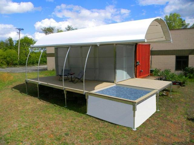 Conex Shipping Container Homes 640 x 480