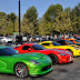 When you see this many Vipers as you pull into a parking lot, that's an indicator it's going to be a great day