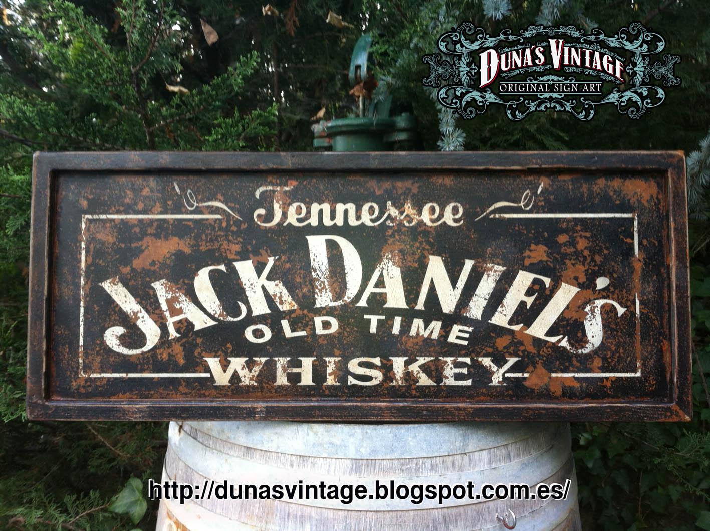 Duna s vintage jack daniel s duna s vintage for sale 125 - Carteles retro ...