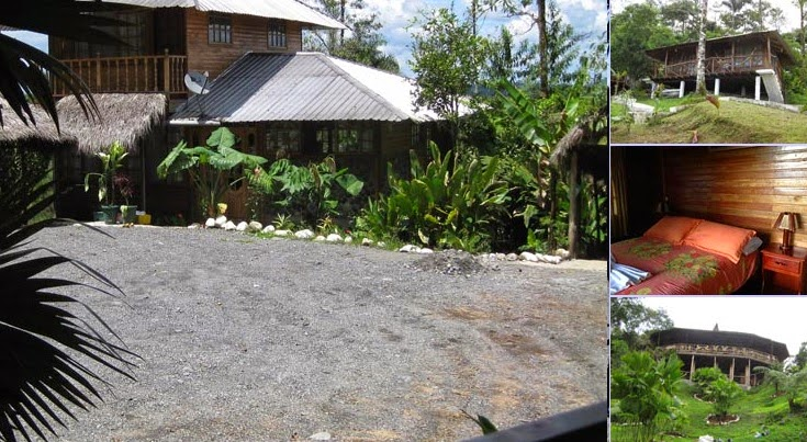 Hosterías en el oriente ecuatoriano – Hostería Lizanes