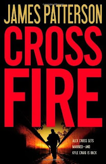 Cross Fire James Patterson cover