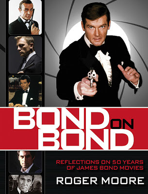 cover of Bond on Bond by Roger Moore
