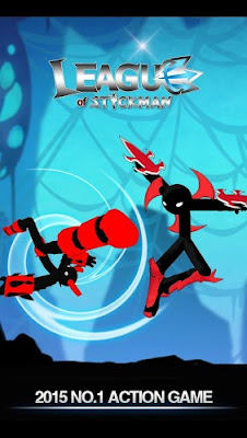 League of Stickman MOD APK Android