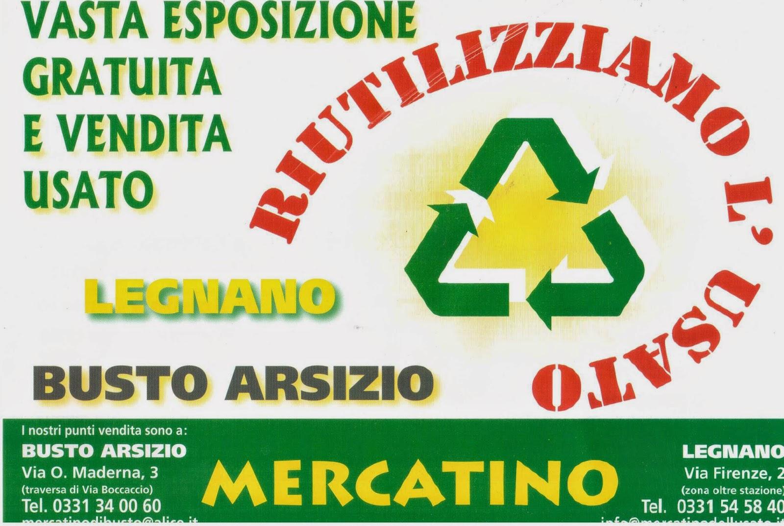 Il Mercatino Dellu0027usato Di Legnano (olonaweb)