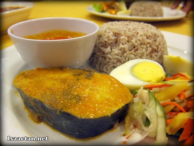 #7 Nasi Dagang Ikan Tongkol (Tuna) - RM9.50