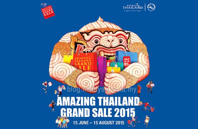 Amazing Thailand Grand Sale June 2015