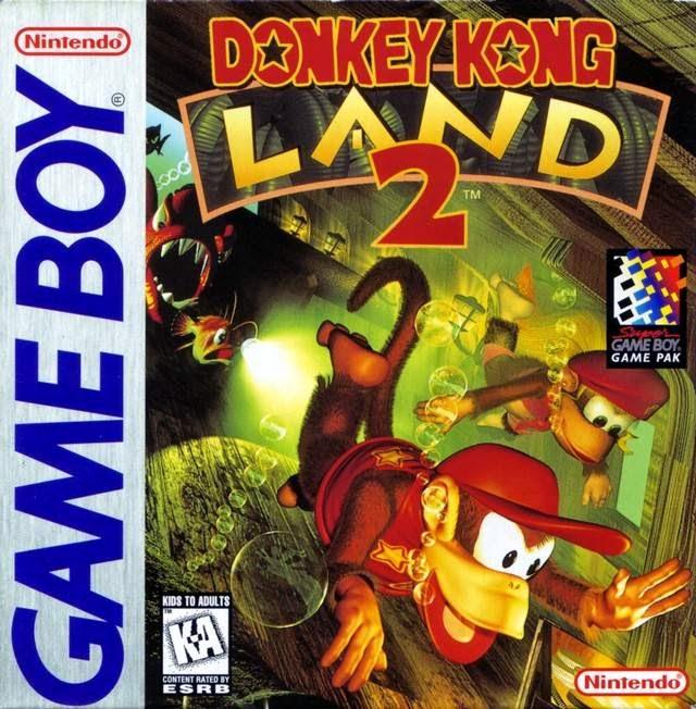 descargar donkey kong land: