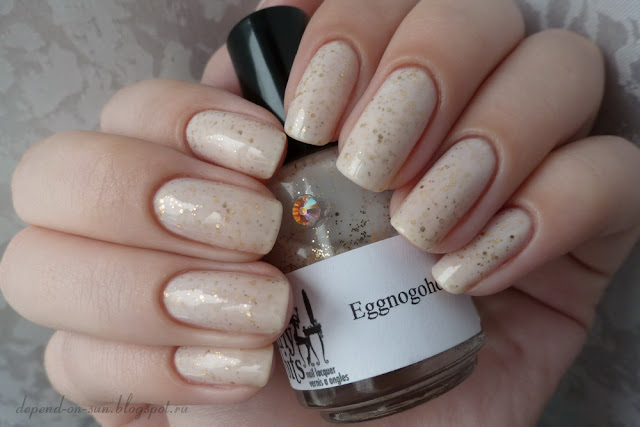 Girly bits Eggnogoholic