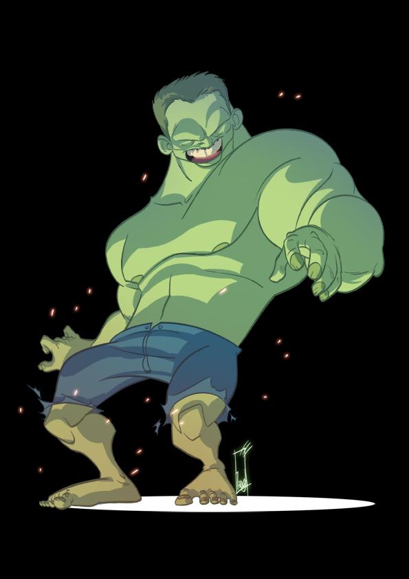 hulk+ por tanglong